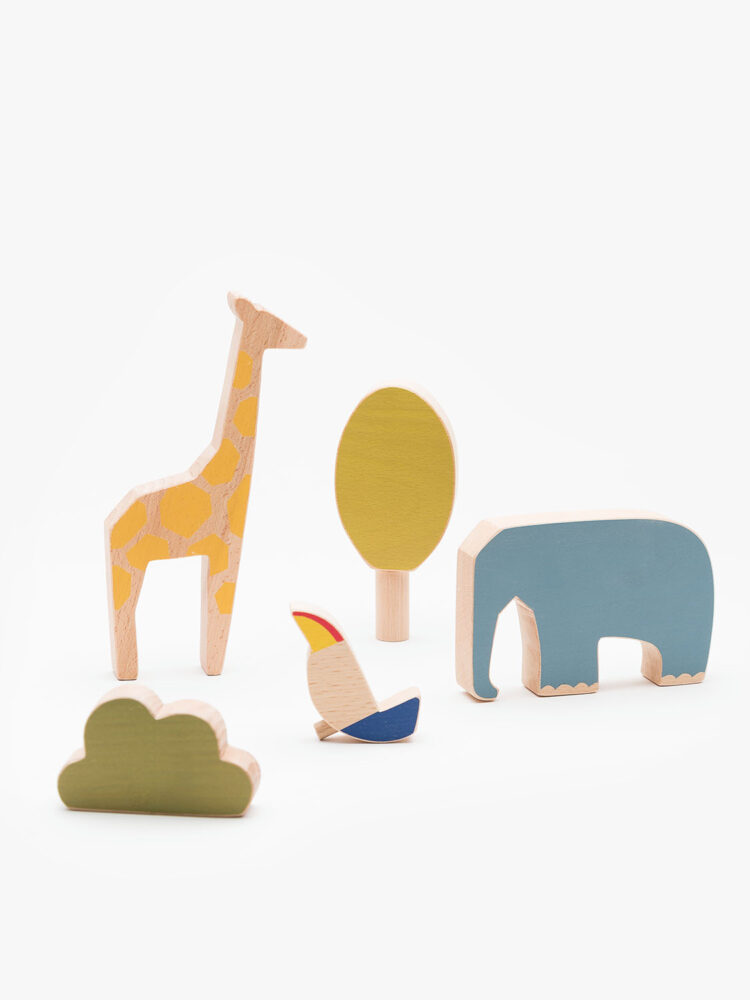 eco-friendly-wooden-animal-toy-set-africa